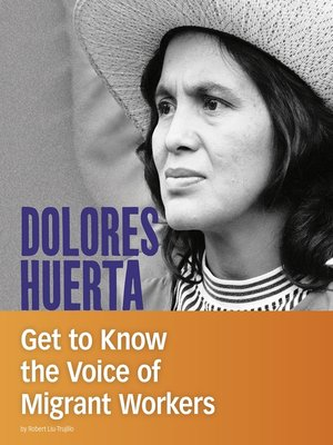 cover image of Dolores Huerta