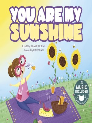 cover image of You Are My Sunshine