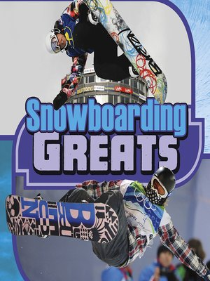 cover image of Snowboarding Greats