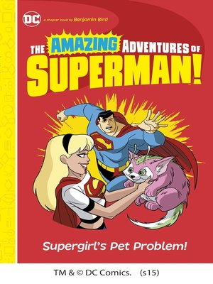 cover image of Supergirl's Pet Problem!