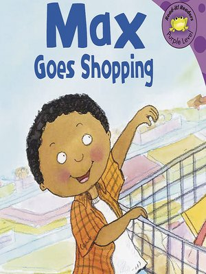 cover image of Max Goes Shopping