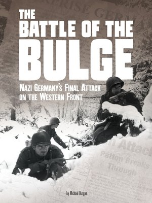 cover image of The Battle of the Bulge
