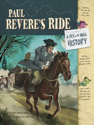 cover image of Paul Revere's Ride