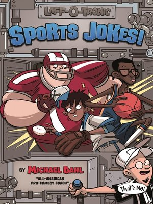 cover image of Laff-O-Tronic Sports Jokes!