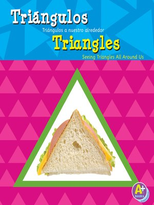 cover image of Triángulos/Triangles