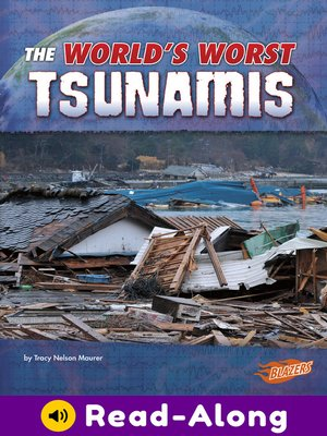 cover image of The World's Worst Tsunamis