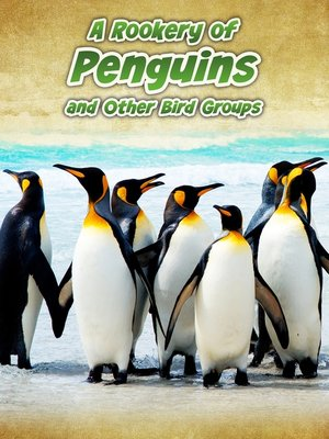 cover image of A Rookery of Penguins
