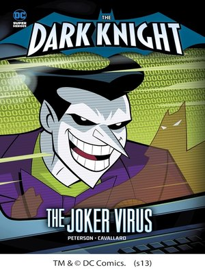 cover image of Batman Fights the Joker Virus