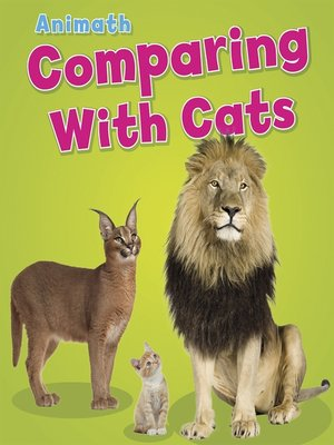 cover image of Comparing with Cats