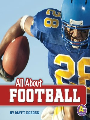 cover image of All About Football
