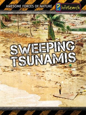cover image of Sweeping Tsunamis