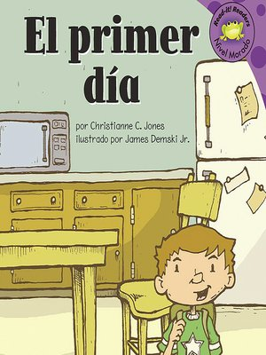 cover image of El primer dia