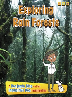 cover image of Exploring Rain Forests