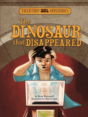 cover image of The Dinosaur that Disappeared