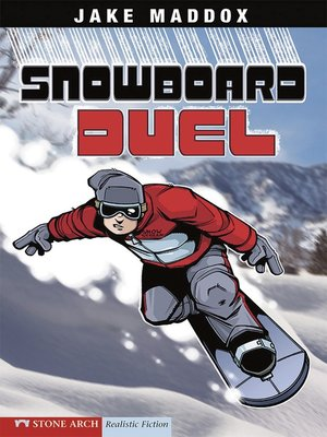 cover image of Snowboard Duel