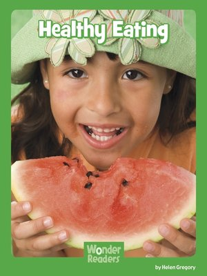 cover image of Healthy Eating