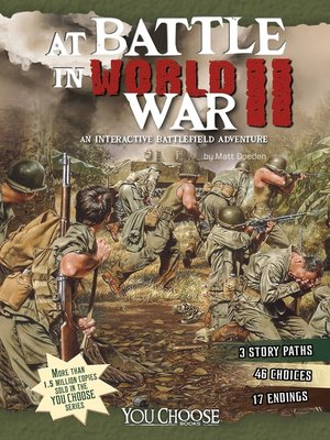 cover image of At Battle in World War II