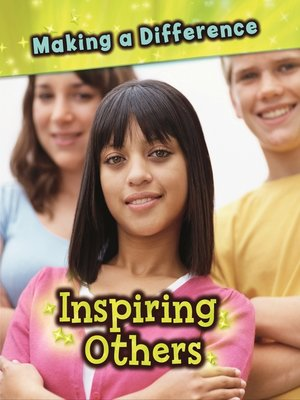 cover image of Inspiring Others
