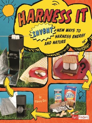 cover image of Harness It