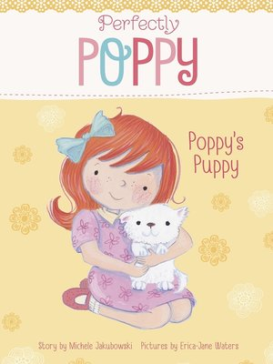 cover image of Poppy's Puppy