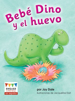 cover image of Bebé Dino y el huevo
