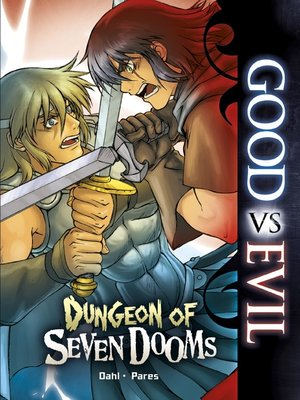 cover image of Dungeon of Seven Dooms