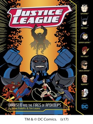 cover image of Darkseid and the Fires of Apokolips
