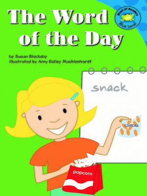 cover image of The Word of the Day