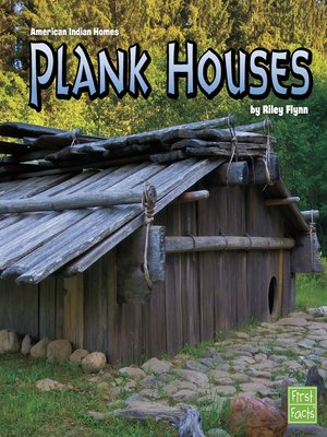 cover image of Plank Houses