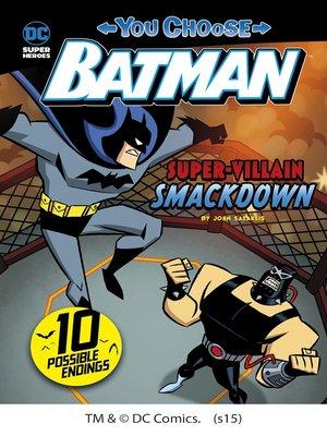 cover image of Super-Villain Smackdown!