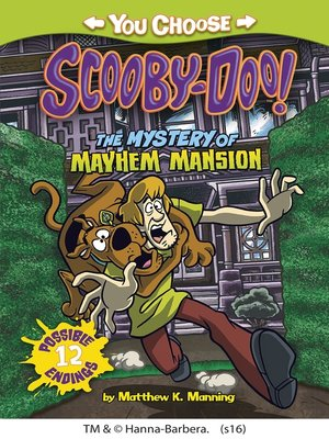 cover image of The Mystery of the Mayhem Mansion