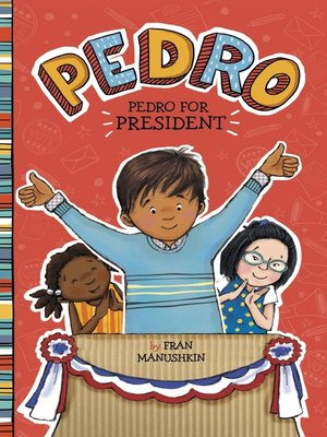 cover image of Pedro for President