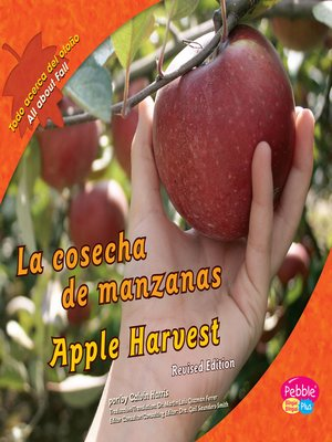 cover image of cosecha de manzanas/Apple Harvest