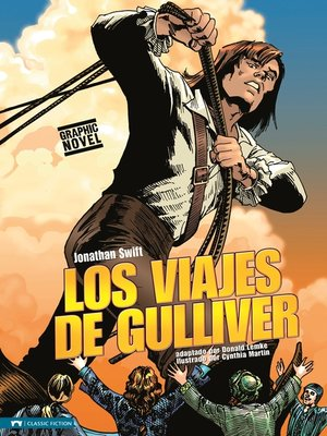 cover image of Viajes de Gulliver