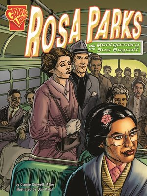 cover image of Rosa Parks and the Montgomery Bus Boycott
