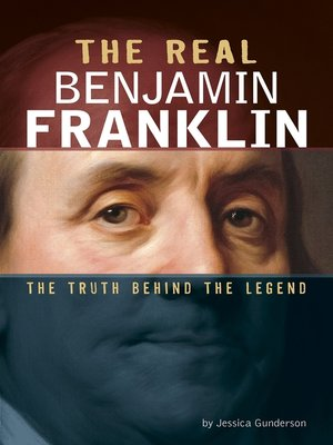 cover image of The Real Benjamin Franklin