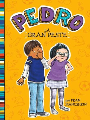 cover image of La gran peste