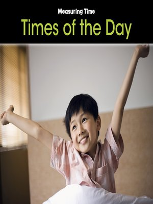 cover image of Times of the Day