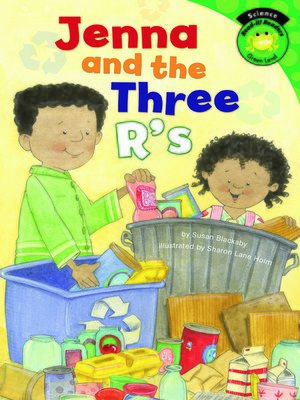 cover image of Jenna and the Three R's