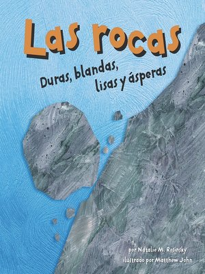 cover image of Las rocas