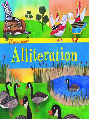 cover image of If You Were Alliteration