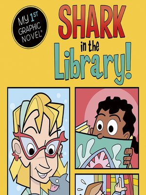 cover image of Shark in the Library!
