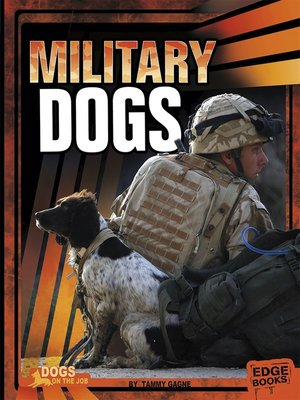cover image of Military Dogs