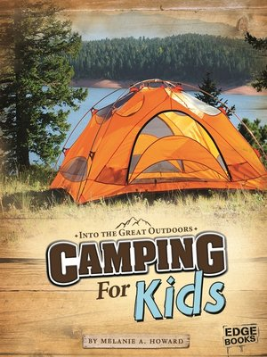 cover image of Camping for Kids