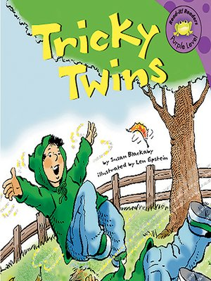 cover image of Tricky Twins