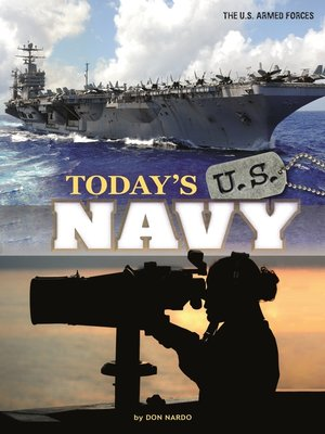 cover image of Today's U.S. Navy