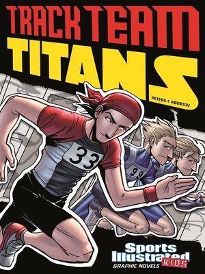 cover image of Track Team Titans