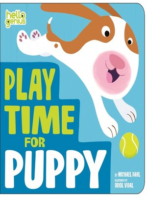 cover image of Play Time for Puppy