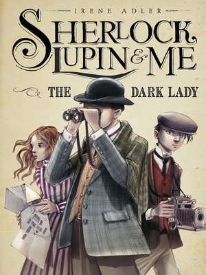 cover image of The Dark Lady