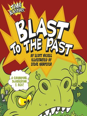 cover image of Blast to the Past